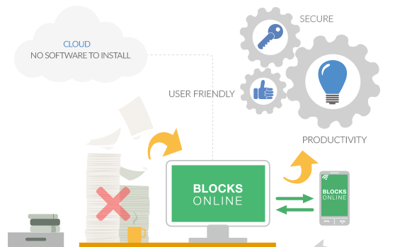 Blocks Management Software - Blocks Online - Home Page
