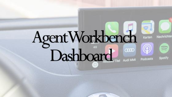 Agent Workbench Dashboard Banner