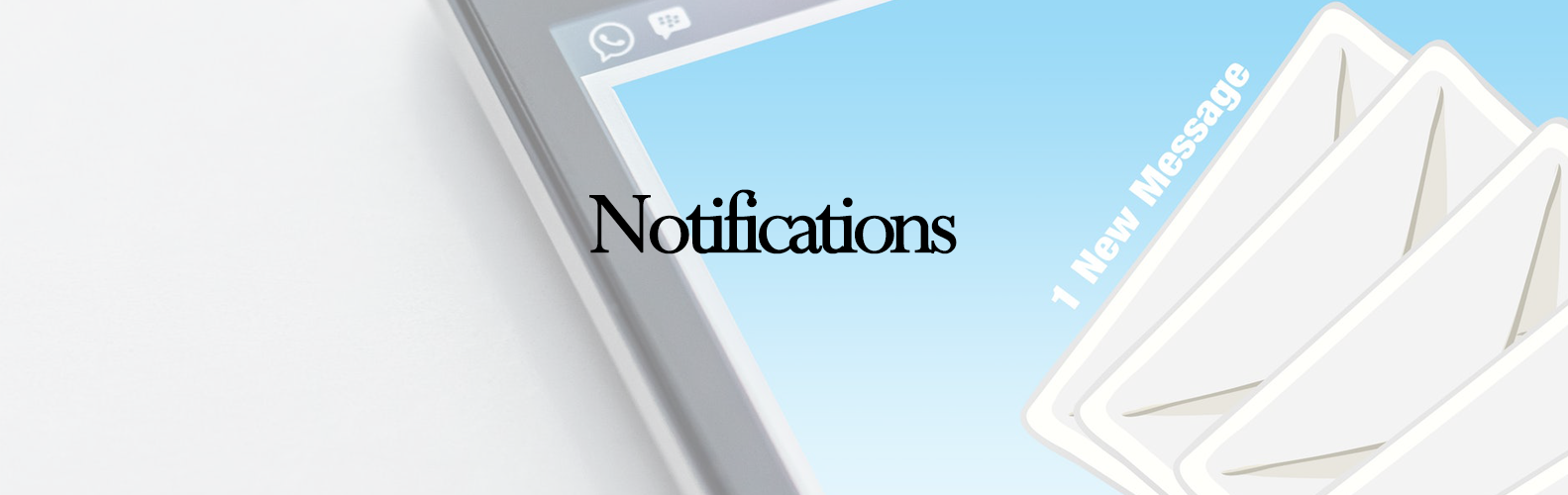 Notification Banner