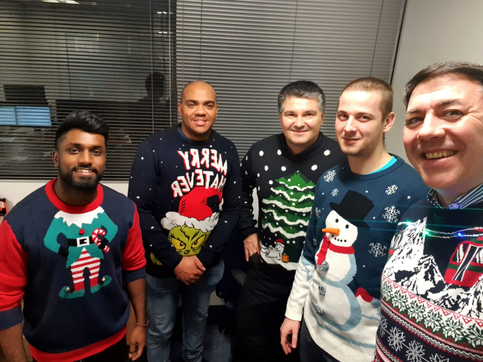 Xmas Jumper Day 13th Dec 2019