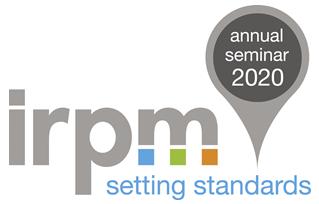 irpm annual seminar 2020 logo