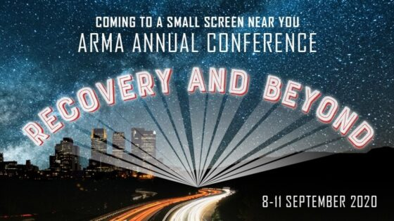ARMA conference graphic